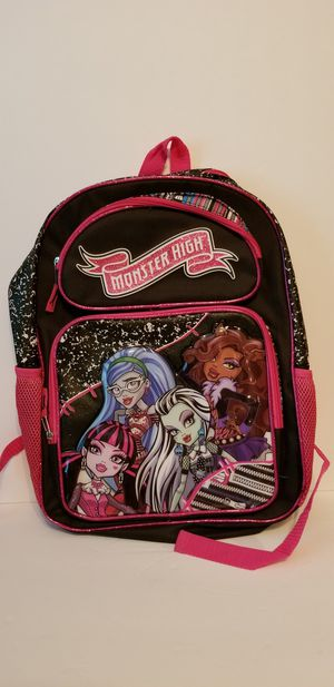 Monster High Backpack for Sale in Vancouver, WA