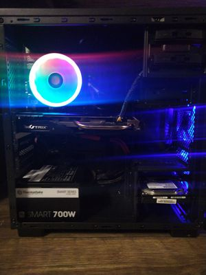 Gaming computer!!! With 80hrz 27 for Sale in Heath, TX