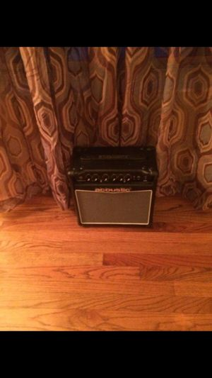 Electric Guitar amplifier for Sale in Alexandria, VA