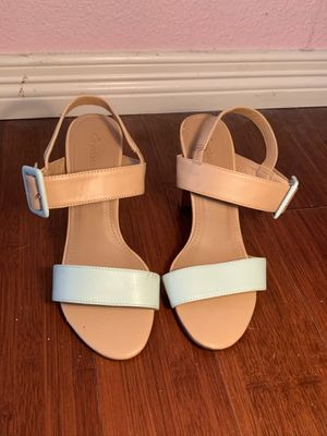 Summer Sandals Heeled / Platform Sz 7 for Sale in Plano, TX