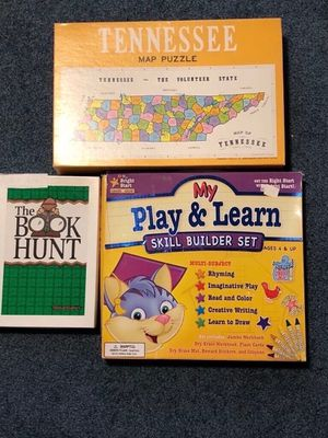 3 educational games for Sale in Smyrna, TN