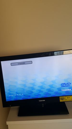 Tv and DVD player all in one for Sale in North Potomac, MD