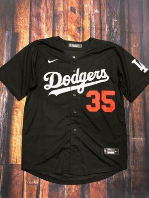 Dodgers Jersey's Black for Sale in Montclair, CA
