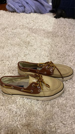 Ralph Lauren canvas shoes for Sale in Bunnell, FL