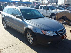 2008 Subaru outback GREY for Sale in Denver, CO