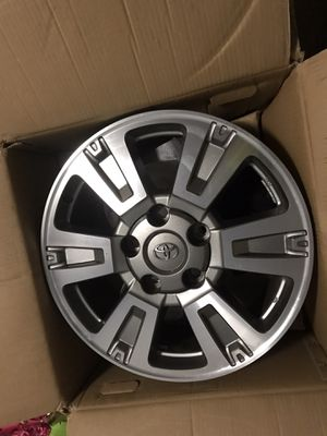 toyota tundra platinum wheels for Sale in Charlotte, NC