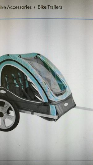 Bicycle baby kids bike trailer for Sale in Miami, FL