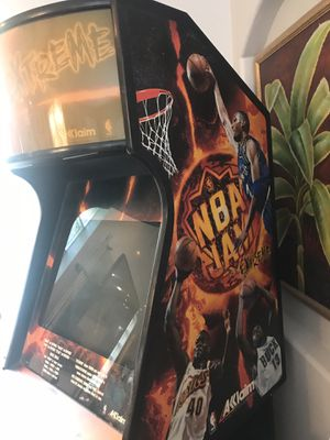 NBA Jam Arcade Game!!! for Sale in Pompano Beach, FL