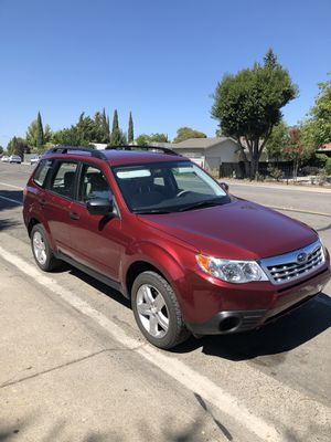 2011 Subaru Forester for Sale in Sacramento, CA