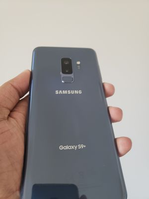 Samsung Galaxy S9 Plus , UNLOCKED for All Company Carrier, Excellent Condition like New for Sale in Springfield, VA