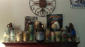 San Diego brewery's pint glass collection for Sale in San Diego, CA