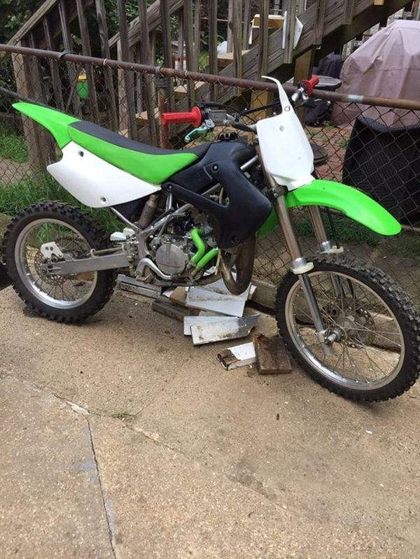 🔊 07 KX100 NEEDS PISTON AND RINGS