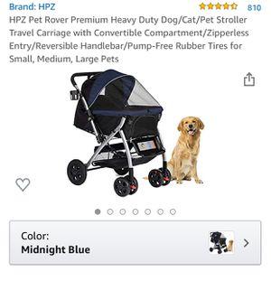Pet/dog/cat/animal stroller for Sale in Ontario, CA