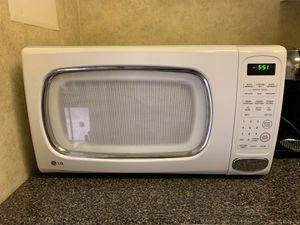 LG Microwave for Sale in Arlington, VA
