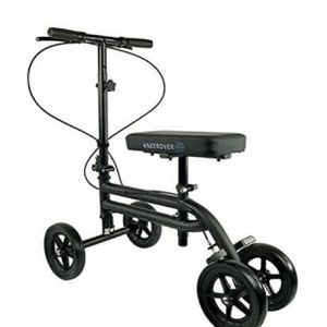 Scooter alternative for crutches system dual dual brakes comfortable stable for Sale in Tomball, TX