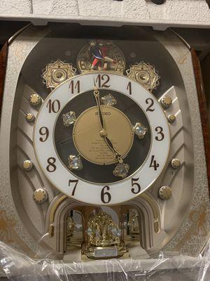 Seiko Music Clock for Sale in Lanham, MD