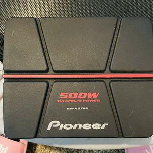 amplifier PIONEER 500 W for Sale in Cypress, TX