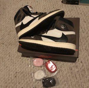 Size 9 Travis Scott Jordan 1s for Sale in Antioch, CA