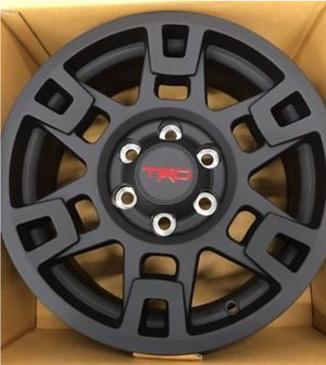 TRD wheels new for Sale in West Covina, CA