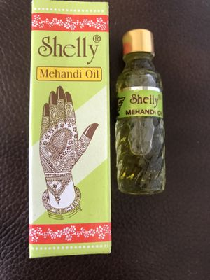 Mehandi /Henna Oil for Sale in Youngstown, NY