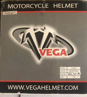 Vega Helmont DOT rated for Sale in Corona, CA