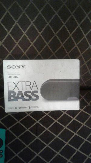 Sony speaker for Sale in Riverside, CA