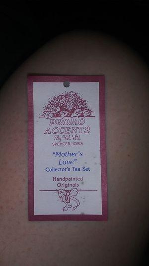 Mothers Love Mini Tea Set for Sale in Oklahoma City, OK
