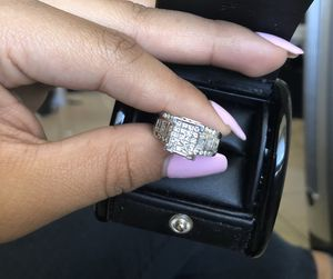 Diamond White Gold Engagement Ring for Sale in Fort Myers, FL
