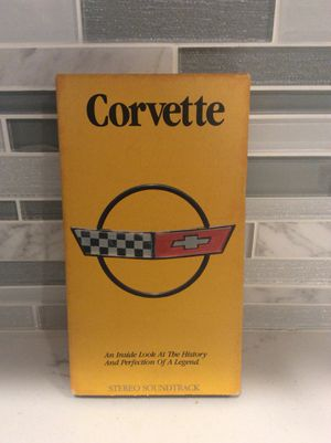Corvette VHS tape for Sale in Hastings-on-Hudson, NY