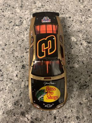 Brand New Dale Earnhardt Sr. Signed Rare Bass Pro Shops 1:24 Scale Stock Car for sale for Sale in Houston, TX