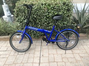 Xtreme Power US Compact Folding 6 Speed City Bike for Sale in Jan Phyl Village, FL