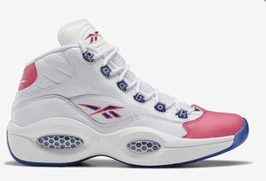 Reebok Question mid Erik Emanuel pink toe for Sale in Powell, OH
