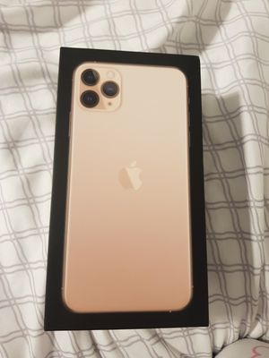 Iphone 11 pro max for Sale in Chesapeake, VA