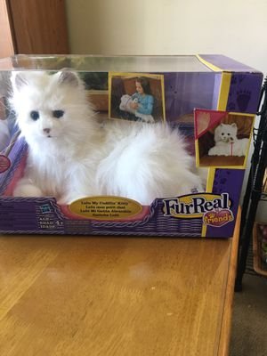 White Cat (FurReal Friends) for Sale in Los Angeles, CA