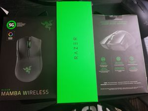 Razer Mamba Wireless Gaming Mouse for Sale in Bedford Park, IL