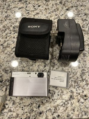 Sony Digital Camera for Sale in Kansas City, MO
