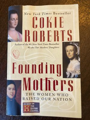 Founding Mothers: The Women Who Raised Our Nation for Sale in Chesterfield, MO
