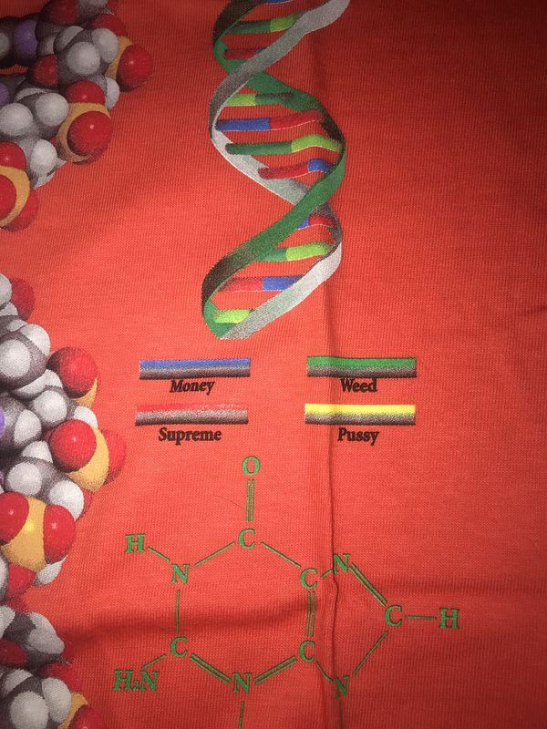 Supreme DNA Tee Size Medium