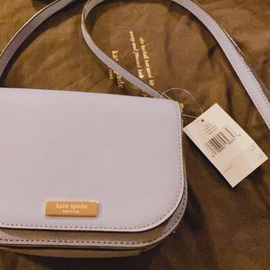Crossing Body bag - kate Spade - Baby purple color for Sale in Washington, DC