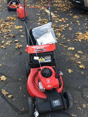 Brand new lawn mower self propelled for Sale in Mansfield, MA