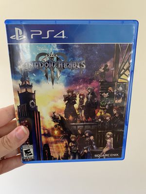 Kingdom Hearts PS4 Game for Sale in Cartersville, GA