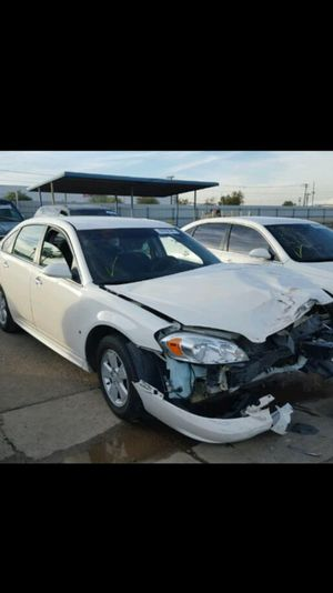 2006 to 2012 chevy impala parting out for Sale in Phoenix, AZ