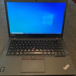"""Lenovo ThinkPad T450s 14"""" Laptop with docking station and Windows 10 Pro for Sale in Dublin, CA"""