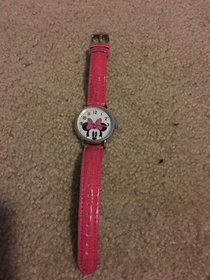 Minnie mouse watch for Sale in Fairfax, VA