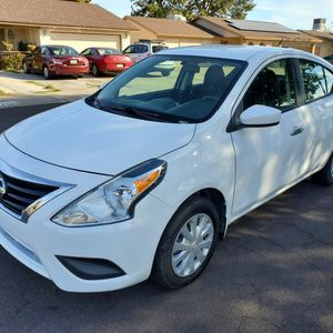 2017 Nissan Versa Sv 53k Miles for Sale in Glendale, AZ
