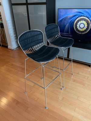 Modern bar stool - set of two for Sale in Washington, DC