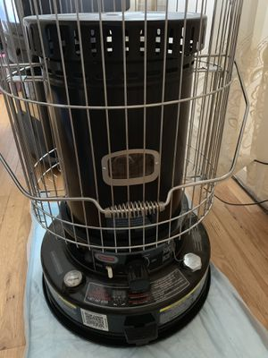 Brand New Kerosene Heater and 10gals Kerosene for Sale in Rockville Centre, NY