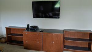 Shelves cabinet and file folder for Sale in Bradenton, FL