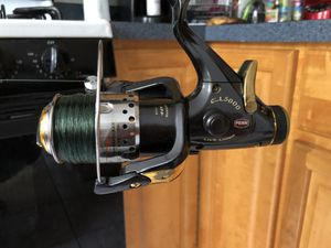 2 fishing poles with reels for Sale in Bronx, NY