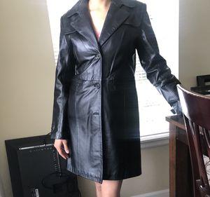 Alfani 100% leather jacket for Sale in Seattle, WA